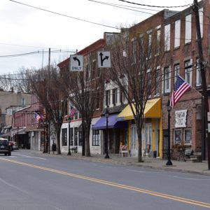 Tunkhannock Borough businesses, Pennslyvania