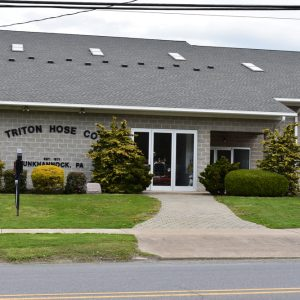 Tunkhannock Borough fire station
