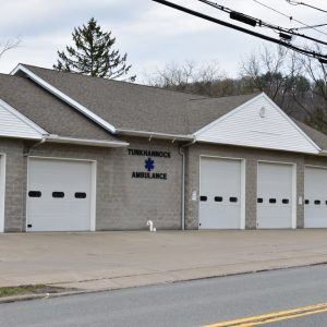 Tunkhannock Ambulance building